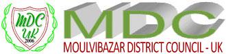 MOULVIBAZAR DISTRICT COUNCIL (MDC) – UK